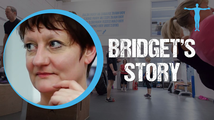 Bridget's Success Story