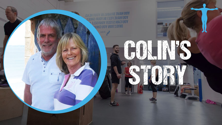 Colin's Success Story