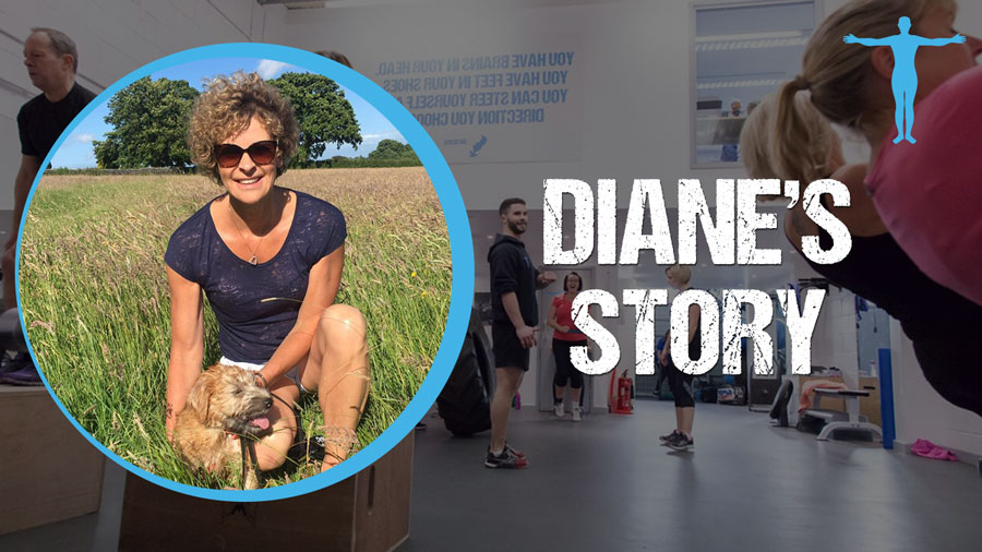 Diane's Success Story