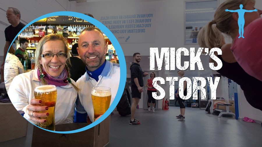 Mick's Success Story