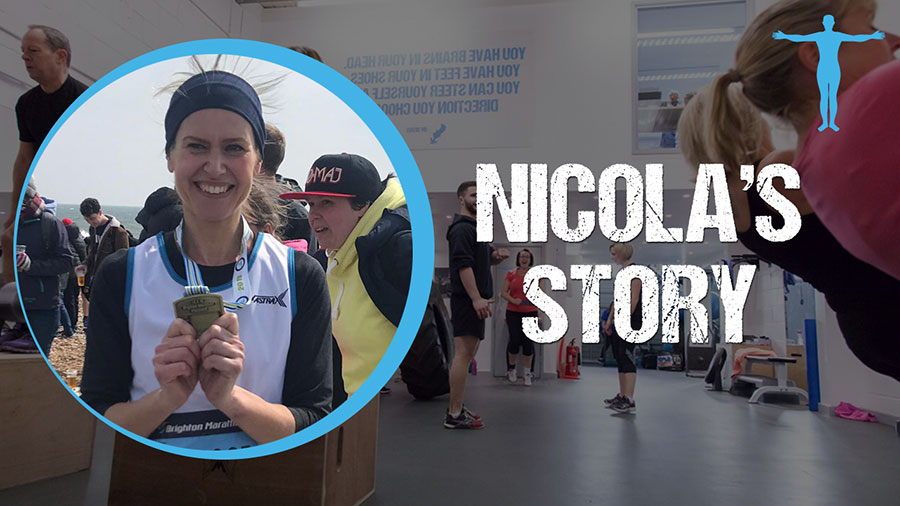 Nicola B's Success Story