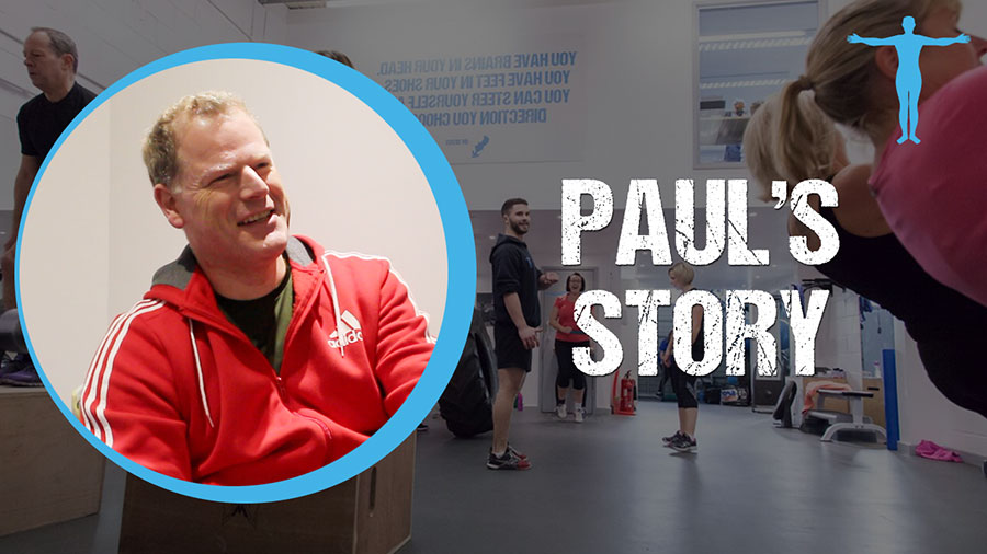 Paul's Success Story