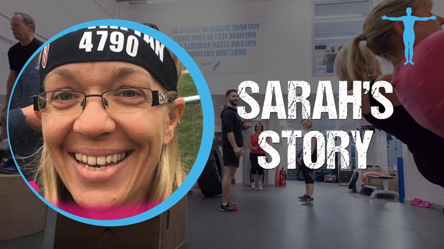 Sarah J's Success Story