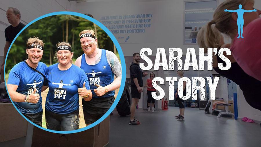 Sarah S's Success Story