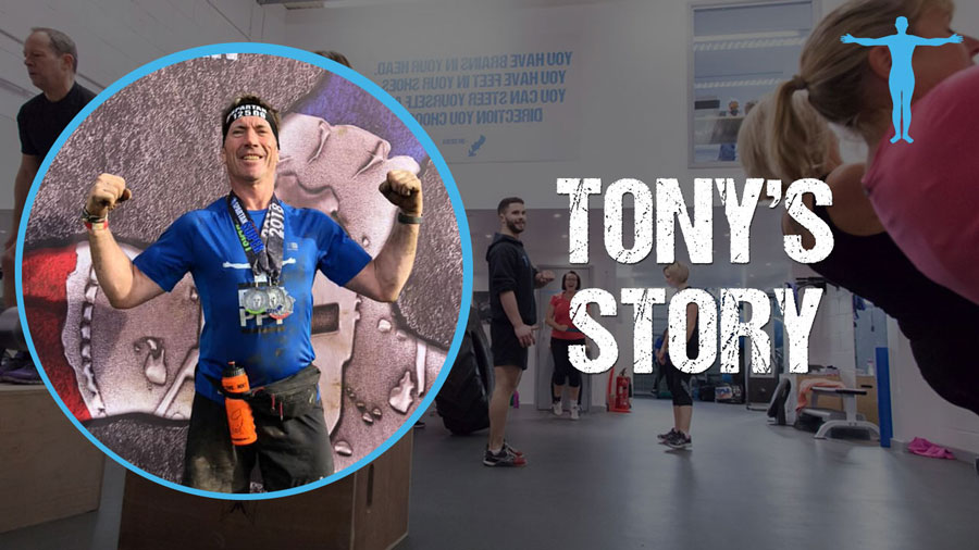 Tony's Success Story