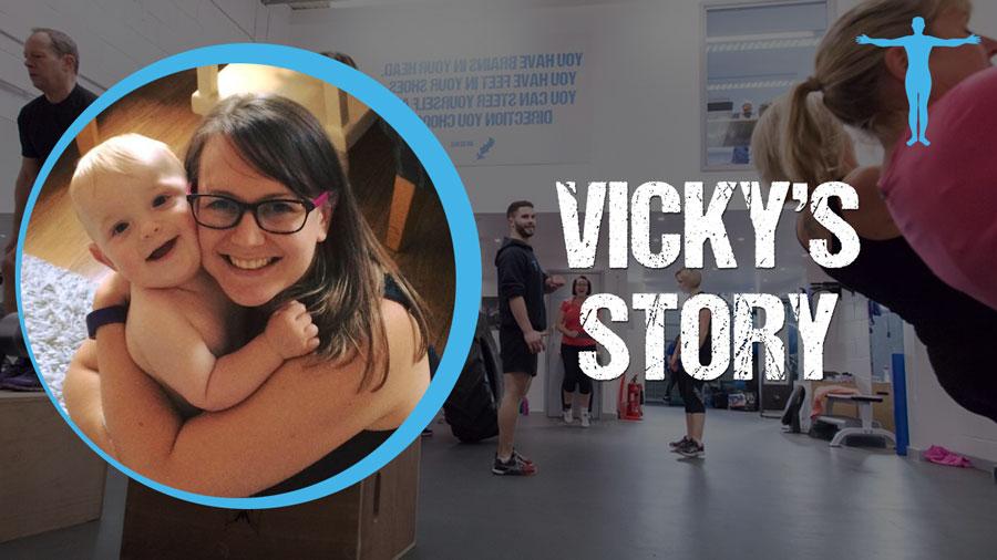 Vicky's Success Story